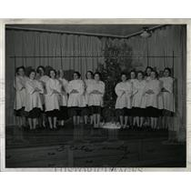 1940 Press Photo Emily Griffith Opportunity School - RRX63667
