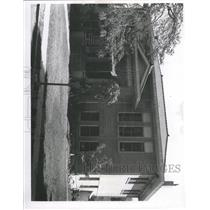 1956 Press Photo Bradenton Library - RRX92579