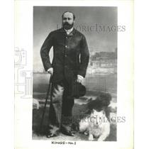1936 Press Photo Edward VII United Kingdom Ireland King - RRW32339
