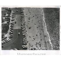 1959 Press Photo St Petersburg beach - RRX84291