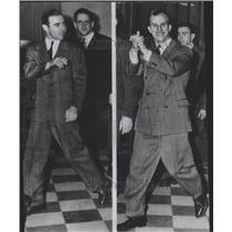 1940 Press Photo Christina Front Organization Men. - RRX88101