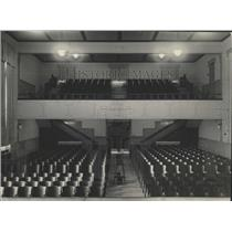 1931 Press Photo Whittier School Interior - RRX85347