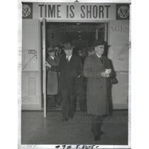 1941 Press Photo John Llewellyn Lewis