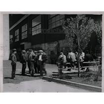 1937 Press Photo Strike Power Plant No Work Electricity - RRW86877