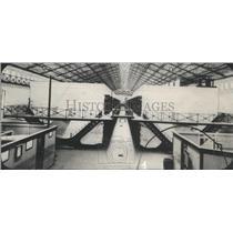 1944 Press Photo Folsom Prison Folsom California - RSC86693