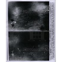 1962 Press Photo Japan Ocean Bottom Deep Kinkazan