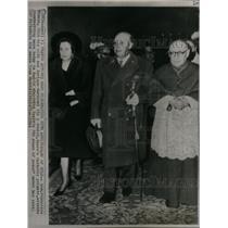 1964 Press Photo Francisco Franco Spain - RRX25621