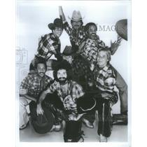 Raw Satin American Musical Band. - RSC98601