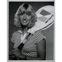 1978 Press Photo Hilary Hilton Sports Announcer - RRW16231