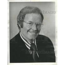 1977 Press Photo Roone Pickney Alredge President-ABC Sports Executive Producer