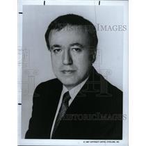 1987 Press Photo Larry Kamm/Sportscaster/ABC