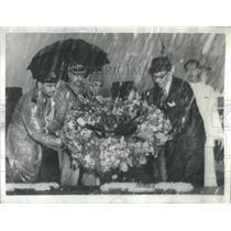 1958 Press Photo Pakistani Prime Minister Malik Firoz Khan Noon - RSC76947
