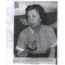 Wife of former priminister of Cuba from 1959 to 1976 Fidel Castro. - RSC78903