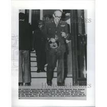 1977 Press Photo Spanish Vice Premier Lt. Gen. Manuel Gutierrez Mellado Madrid