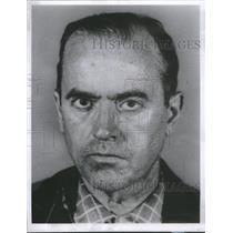 1964 Press Photo Joseph Newsboy Moriarty is convicted gambler - RSC72437