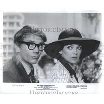 """press photoDean Jones and Suzanne Pleshette stars in """"The Shaggy D.A."""""""