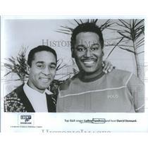 R&B Singer Luther Vandross - RSC53713