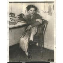 """1938 Press Photo 12 Yr Old Prodigy Jeanne Dante In """"Call It A Day"""" - RSC69355"""