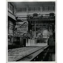 1960 Press Photo U S Steel South Work Chicago Air Mill - RRW23175