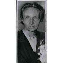 1956 Press Photo Irene Joliot-Curie - RRX47693