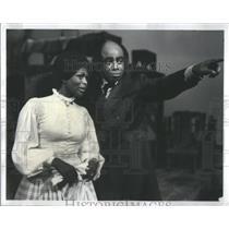 1974 Press Photo Cicely Tyson Actress Desire Under The Elms - RSC55213