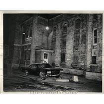 1964 Press Photo Exterior Shot Of The Lake County Jail