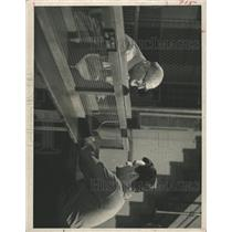 1964 Press Photo Prisons penitentiary jail - RRX91287