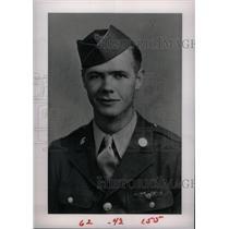 1985 Press Photo Staff Sgt. R.Griebel shot down 42 yrs - RRX48165