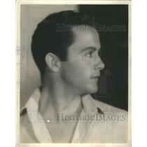 "1931 Press Photo Charles ""Buddy"" Rodgers actor - RSC45183"