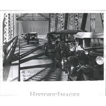 1964 Press Photo Model A Restorers Club Members Driving