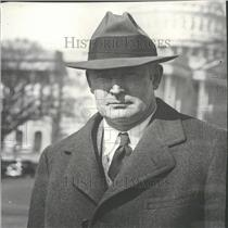 1935 Press Photo Walter W. Liggett American Journalist