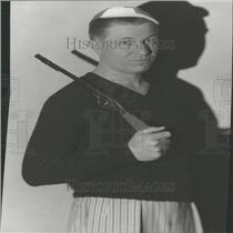 1930 Press Photo Stuart Erwin Actor - RRY24317