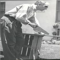 1936 Press Photo Fritz Leider Shakespearean Actor