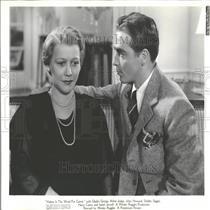 1936 Press Photo Gladys George John Howard Movie Actors