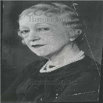 1936 Press Photo Actress Elsie De Wolfe