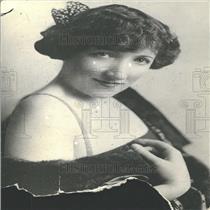 1924 Press Photo Mrs. Florence Lamont Abramowitz Hinman - RRY28941
