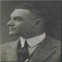 1924 Press Photo L. R. Hinman, Denver Baritone