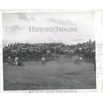 Press Photo Bullfighters