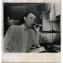 1950 Press Photo William Eythe producer of musical show - RRW75045