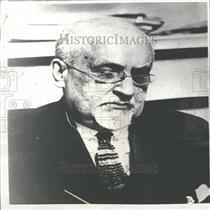 Press Photo U.S. Senator E.F. Ladd Chairman Senate Oil