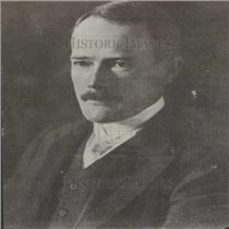 1906 Press Photo German Businessman Krupp Von Bohlen