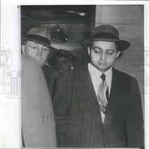 1950 Press Photo Harry Gold Spy Manhattan Project - RRY08179