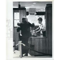 1976 Press Photo Tampa International Airport Florida - XXB09351