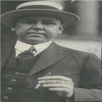 1922 Photo Mexican Finance Minister Adolfo De La Huerta - RRY26403