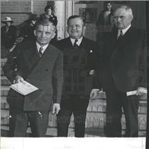 1940 Press Photo Engineer Day Colorado School Of Mines