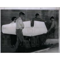 1962 Press Photo Gliders Soaring - RRX43553
