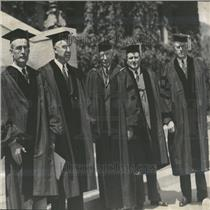 1939 Press Photo Colorado School Mines Golden Mineral