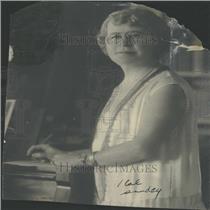 1900 Press Photo THEODORE M. BROWN