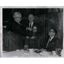 1974 Press Photo Federal Aviation Service Award Denver - RRX25299