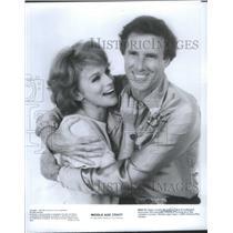 "1980 Press Photo Bruce Dern & Ann Margret ""Middle Age Crazy"" - RSC69941"